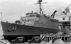 Sailors on ships like the USS Alamo could have been exposed to Agent Orange during the Vietnam War but have had trouble verifying their benefit claims.